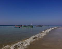 Fishing Boats (Sarah Marston) Tags: boats thailand fishingboats longtailboats sony rx100m5 december 2019