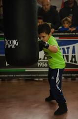 47119 - BAg (Diego Rosato) Tags: criterium giovanile young little boxer piccolo pugile boxelatina boxe boxing pugileto nikon d700 tamron 2470mm rawtherapee punch pugno sacco bag hook gancio