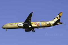 ETIHAD AIRWAYS B789 A6-BLJ YBBN (Sierra Delta Aviation) Tags: etihad airways boeing b789 brisbane airport ybbn a6blj