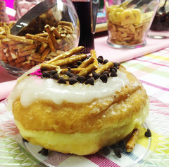 """Donuts • <a style=""""font-size:0.8em;"""" href=""""http://www.flickr.com/photos/186296875@N03/49323725262/"""" target=""""_blank"""">View on Flickr</a>"""