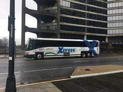 ATL Regional XPRESS (Kai.Keer) Tags: transit atl authority transportation regional grta xpress ga georgia atlanta mci d4500ct