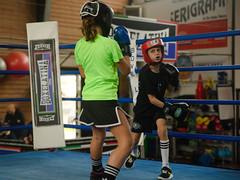 47041 - Dodge (Diego Rosato) Tags: criterium giovanile young little boxer piccolo pugile boxelatina boxe boxing pugileto nikon d700 tamron 2470mm rawtherapee ring match incontro punch pugno hook gancio dodge schivata