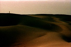 ... (░▒▓█ Piero Donadeo █▓▒░) Tags: analog 35mmfilm 35mm adoxcolorimplosion canoneos620 desert adox adventure