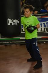 47109 - Bag (Diego Rosato) Tags: criterium giovanile young boxe boxing pugilato boxelatina little boxer piccolo pugile nikon d700 tamron 2470mm rawtherapee pugno punch sacco bag hook gancio