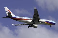 B-5943 A332 CHINA EASTERN YBBN (Sierra Delta Aviation) Tags: china eastern airbus a332 ybbn b5943