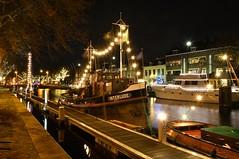 Interlude (Hugo Sluimer) Tags: vlaardingen nacht nachtfotograaf nachtfotografie nachtfoto vlaardingem zuidholland holland nederland nikon nikond500 d500 avondfotografie nightphoto