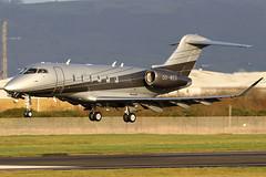 OO-WEG_01 (GH@BHD) Tags: ooweg bombardier bd100 challenger challenger350 luxaviationbelgium abelagaviation belfastcityairport challenger300 aircraft aviation bizjet corporate executive bhd egac
