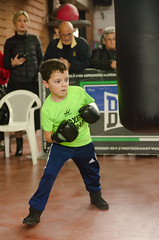 47127 - Dodge (Diego Rosato) Tags: boxe boxing pugilato boxelatina criterium giovanile young little boxer piccolo pugile nikon d700 tamron 2470mm rawtherapee sacco bag dodge schivata