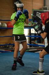 47055 - Hook (Diego Rosato) Tags: boxe boxing pugilato boxelatina criterium giovanile young little boxer piccolo pugile nikon d700 tamron 2470mm rawtherapee ring match incontro pugno punch hook gancio