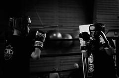 47083 - Match (Diego Rosato) Tags: criterium giovanile young boxe boxing pugilato boxelatina little boxer piccolo pugile nikon d700 tamron 2470mm rawtherapee bianconero blackwhite ring match incontro