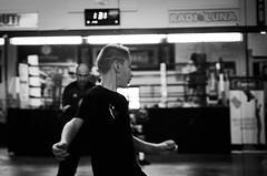 46836 - Run (Diego Rosato) Tags: criterium giovanile young boxe boxing pugilato boxelatina little boxer piccolo pugile nikon d700 tamron 2470mm rawtherapee bianconero blackwhite maestro master corsa run