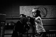 47036 - Hook (Diego Rosato) Tags: criterium giovanile young boxe boxing pugilato boxelatina little boxer piccolo pugile nikon d700 tamron 2470mm rawtherapee bianconero blackwhite ring match incontro pugno punch hook gancio