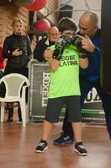 47132 - Teaching (Diego Rosato) Tags: criterium giovanile young boxe boxing pugilato boxelatina little boxer piccolo pugile nikon d700 tamron 2470mm rawtherapee maestro master sacco bag insegnamento allenamento teaching training