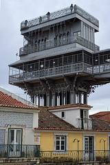 Sta. Justa Lift (lebre.jaime) Tags: portugal lisbon santajustalift architecture digital fullframe fx ff nikon d600 voigtländer nokton 58f14sliis nokton5814sliis affinity affinityphoto