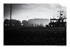 """""""Dans Les Traces Du Poulpe Ou Pour L'Attendrir Faut Taper Dessus... 12"""" (TBWLC Photography) Tags: rbwlc fdrouet nb bw monochrome street saintnazaire penhoët nikon d750"""