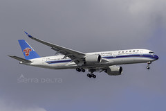 B-309W A359 CHINA SOUTHERN YBBN (Sierra Delta Aviation) Tags: china southern airbus a359 ybbn b309w