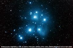 Les Pléiades (achrntatrps) Tags: atlantiden atlantiaden sevensisters messier45 siebengestirn taube siebenschwestern gluckhenne m45 d850 suivi skywatcher200p pleiads subaru plejaden pléiades nightshot nikon photographe photographer alexandredellolivo dellolivo lachauxdefonds suisse nuit night nacht galaxie galaxy achrntatrps achrnt atrps radon200226 radon etoiles stars sterne estrellas stelle astronomie astronomy nicht noche notte astrophotographie twin1isr2 skywatchereq6rpro pleiades astrometrydotnet:id=nova3859213 astrometrydotnet:status=solved