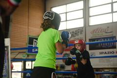47034 - MAtch (Diego Rosato) Tags: criterium giovanile young boxe boxing pugilato boxelatina little boxer piccolo pugile nikon d700 tamron 2470mm rawtherapee maestro master ring match incontro pugno punch
