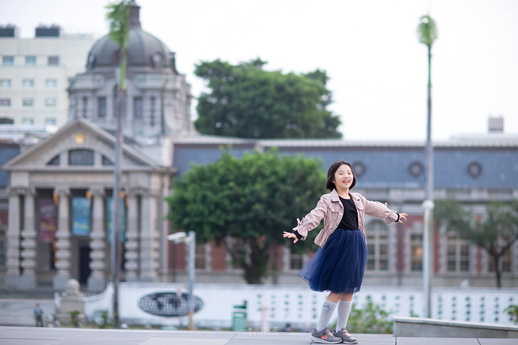 台南親子寫真哪裡去? 愛國婦人館,孔廟文化園區,台南美術館2館,都是好所在 | 跟著攝影師去拍照 7 -6