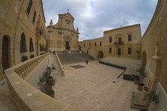 Cathedral of the Assumption (nchavezm) Tags: architecture church oldtown history victoria gozo malta