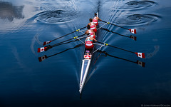 Team (christopherdeacon) Tags: florida summer sports rowing boat water reflection blue fujifilmxt3