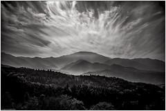 The Whole Crazy (niggyl :)) Tags: japan nihon nakasendoway nakatsugawa walkjapan gifuprefecture magomeposttown fujifilm fujifilmxh1 fujixh1 xh1 xtranssensor fujixmount fujinon dxolabs nikcollection blackandwhite bandw bw monochrome monochromatic bnw bnwlandscape lowkeyblackandwhite silverefexpro silverefexpro2 contrejour contrast tonalrange mountain mountains ridges trees silhouette vignette sky cloud cloudsstormssunsetssunrises fujinonxf18mmf2r fujinonxf182r fujixf182r fuji xf182 fujixf182 cloudporn cloudscape clouds