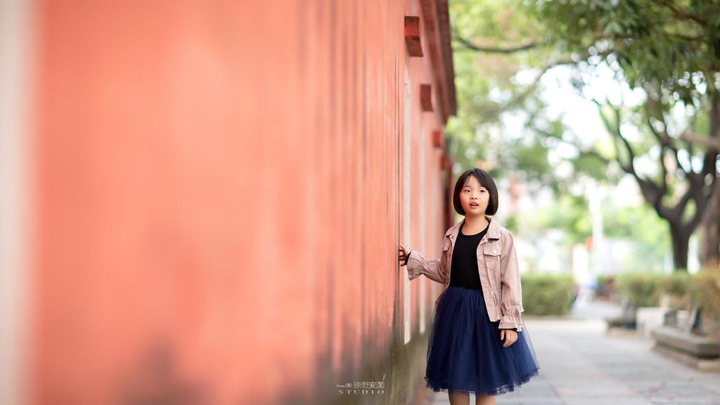 台南親子寫真哪裡去? 愛國婦人館,孔廟文化園區,台南美術館2館,都是好所在 | 跟著攝影師去拍照 7 -4