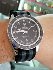 IMG_20200104_094607 (imranbecks) Tags: omega seamaster 300 master coaxial 2015 8500 dive divers watch watches 300mc mc antimagnetic liquidmetal technologies swiss made 23330412101001 nato strap chronometer calibre 8400 sm300 ceramic bezel diver timepiece james bond 007