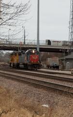 Rare ex-SSW (trainphotoz) Tags: waukegan cottonbelt up unionpacific ssw saintlouissouthwestern stlouissouthwestern gp60