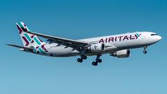 EI-GGO (gankp) Tags: johnfkennedyinternationalairportjfk arrivals eiggo airbus a330202 airitaly milan