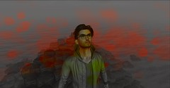 Meaning Of Life (Ix Heron) Tags: secondlife selfie 3d 3dart emotions me life