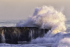 High Surf Jan 2 2020 Moran Beach Santa Cruz California (Barbara Brundage) Tags: high surf jan 2 2020 moran beach santa cruz california