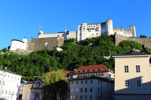 🇦🇹 Fortress Hohensalzburg / Залцбургската крепост