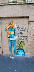 04 Paris Janvier 2020 - rue Crespin du Gast (paspog) Tags: paris france janvier januar january ruecrespindugast mural murals fresque fresques streetart streeart graffitis tags