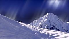 antartica (art & mountains) Tags: alpi alps orobie brembana hiking snowshoes pizzi frizzi lazzi mazzi traccia natura silenzio contemplazione vision dream spirit spazio respiro windchill