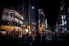 神戸三宮界隈正月2020 #1ーSannomiya, Kobe City, neighborhood of New Year holidays 2020 #1 (kurumaebi) Tags: kobe 神戸市 神戸 三宮 sannomiya street alley 街 fujifilm 富士フイルム xt20 night 夜
