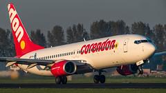 Corendon Dutch Airlines PH-CDF-00719 (andreas_muhl) Tags: 737800 ams amsterdam corendonairlines eham phcdf schiphol aircraft airplane aviation planespotter planespotting