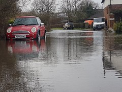 Photo of Flooded Road