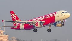 Air Asia India VT-MOD Bangalore (BLR/VOBL) (Aiel) Tags: airasia airasiaindia airbus a320 vtmod bangalore bengaluru canon60d tamron70300vc