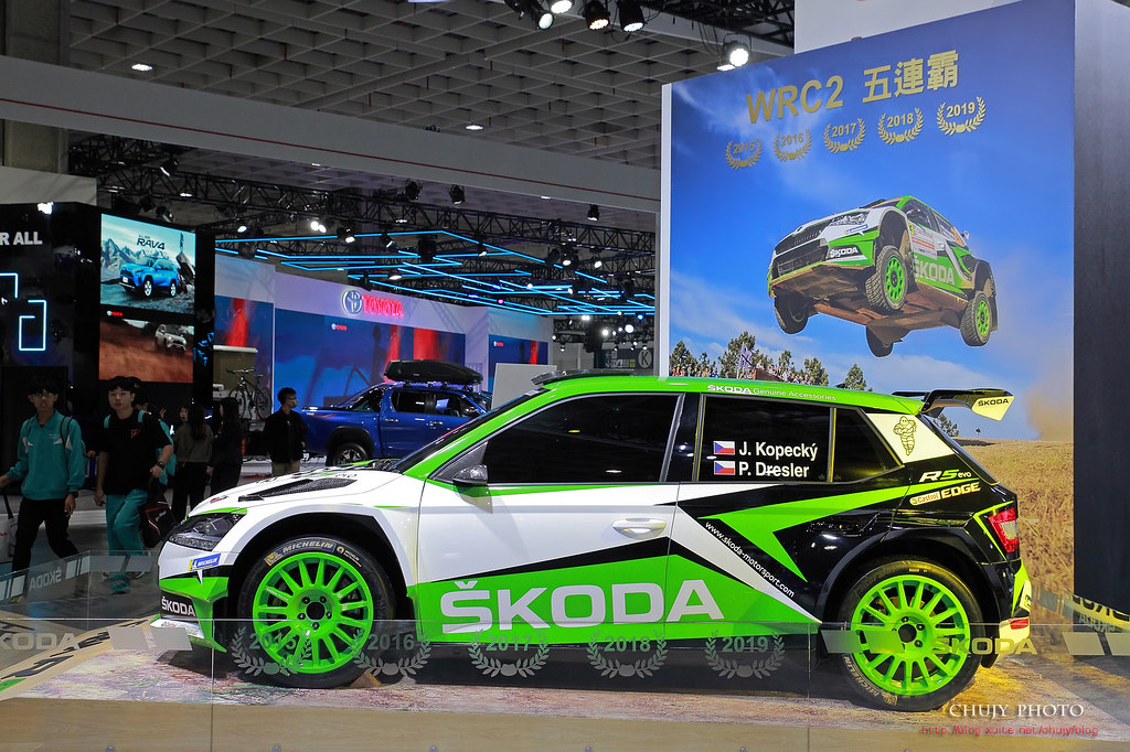 (chujy) 2020台北新車大展(圖超級多請注意) - 132