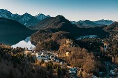 from skp-mm (skp-mm) Tags: bayern ilce7rm4 landscape landschaft nature sigma35mmf12dgdnart sony sonyalpha7riv winter a7riv α7riv schwangau deutschland schlos wald berge see