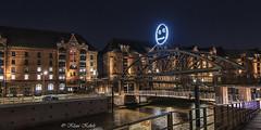 Speicherstadt - 29101905 (Klaus Kehrls) Tags: hamburg hamburgerhafen speicherstadt architektur brücken speicher nacht nachtaufnahme