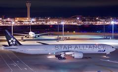 ボーイング777−300 Boeing 777-300 (ELCAN KE-7A) Tags: 日本 japan 東京 tokyo 羽田 haneda 国際 空港 international airport 飛行機 航空機 airplane airline 国際線 ターミナル terminal 全日本空輸 all nippon airways ana nh ボーイング boeing 777 300 b777 ペンタックス pentax k3ⅱ 2019
