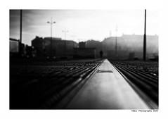 """""""Dans Les Traces Du Poulpe Ou Pour L'Attendrir Faut Taper Dessus... 13"""" (TBWLC Photography) Tags: fdrouet tbwlc nb bw monochrome street saintnazaire penhoët nikon d750"""