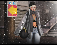 I loving winter even if it is cold ♥ (Yaska Resident) Tags: spirit osmia kustom9 uber tableauvivant ddl minimal taikou lelutka chloehead
