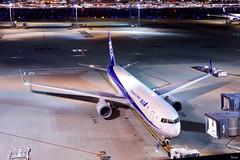 ボーイング767-300 Boeing 767-300 (ELCAN KE-7A) Tags: 日本 japan 東京 tokyo 羽田 haneda 国際 international 空港 airport ボーイング boeing b767 767 300 全日本空輸 all nippon airways ana nh 飛行機 航空機 airplane 国際線ターミナル terminal ペンタックス pentax k3ⅱ 2019