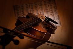 Opa`s Violine     2020_01_04_002414 (Leon Brest) Tags: violine notenblatt musik musikinstrument violín violin musical instrument instrumento partitura