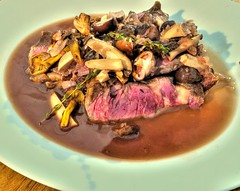Steak and Mushrooms (Tony Worrall) Tags: images photos photograff things uk england food foodie grub eat eaten taste tasty cook cooked iatethis foodporn foodpictures picturesoffood dish dishes menu plate plated made ingrediants nice flavour foodophile x yummy make tasted meal nutritional freshtaste foodstuff cuisine nourishment nutriments provisions ration refreshment store sustenance fare foodstuffs meals snacks bites chow cookery diet eatable fodder ilobsterit instagram forsale sell buy cost stock steak meat mushrooms chef
