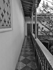 Casa de Colón 3 (AxellH1) Tags: spanien espana spain kanarische inseln canary islands islas canarias gran canaria las palmas black white blackandwhite schwarz weis blanco y negro bw
