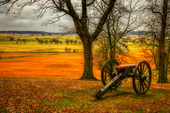 This land is worth fighting for (Bombatron) Tags: canon old historic epic outdoors nature civil war us explore flickr 6d 24 105l battlefield confederates union army
